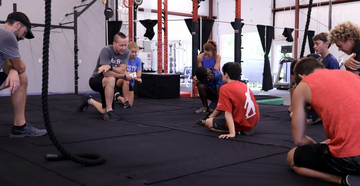 Fortified Fitness Training To Be Warrior Ready In A Positive